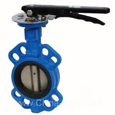 Universal Wafer Butterfly valves